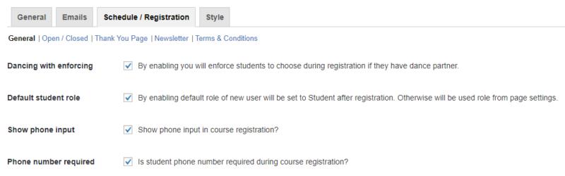 Administration hide phone number Easy School Registration - easy school registration settings phone 800x250 - ESR 3.1.6 Update – Pairing mode