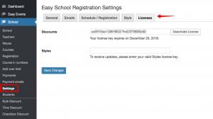 Easy School Registration - Licences1 300x168 - Licenses – Plugins & Modules