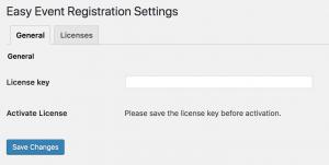 Easy School Registration - Licences3 300x151 - Licenses – Plugins & Modules